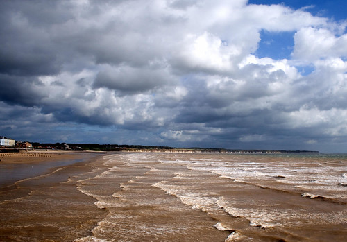 bridlington north beach by fishermandave89