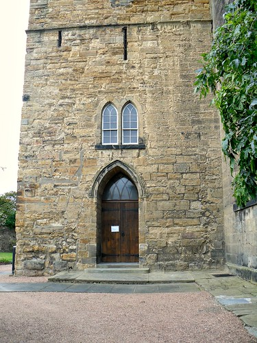 Old Kirk Tower bottom