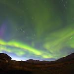 09.09.2011 - Iceland northen lights at Thingvellir
