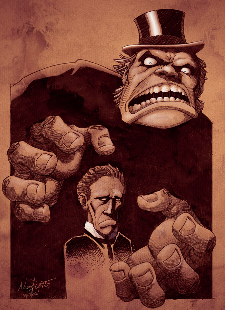 Jekyll & Hyde by Nuno Duarte