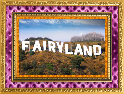 Fairyland Framed Logo