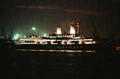 Achille Lauro - 168-20 (Captain Martini) Tags: cruise cruising cruiseship tilbury liner achillelauro willemruys rotterdamschelloyd lauroline