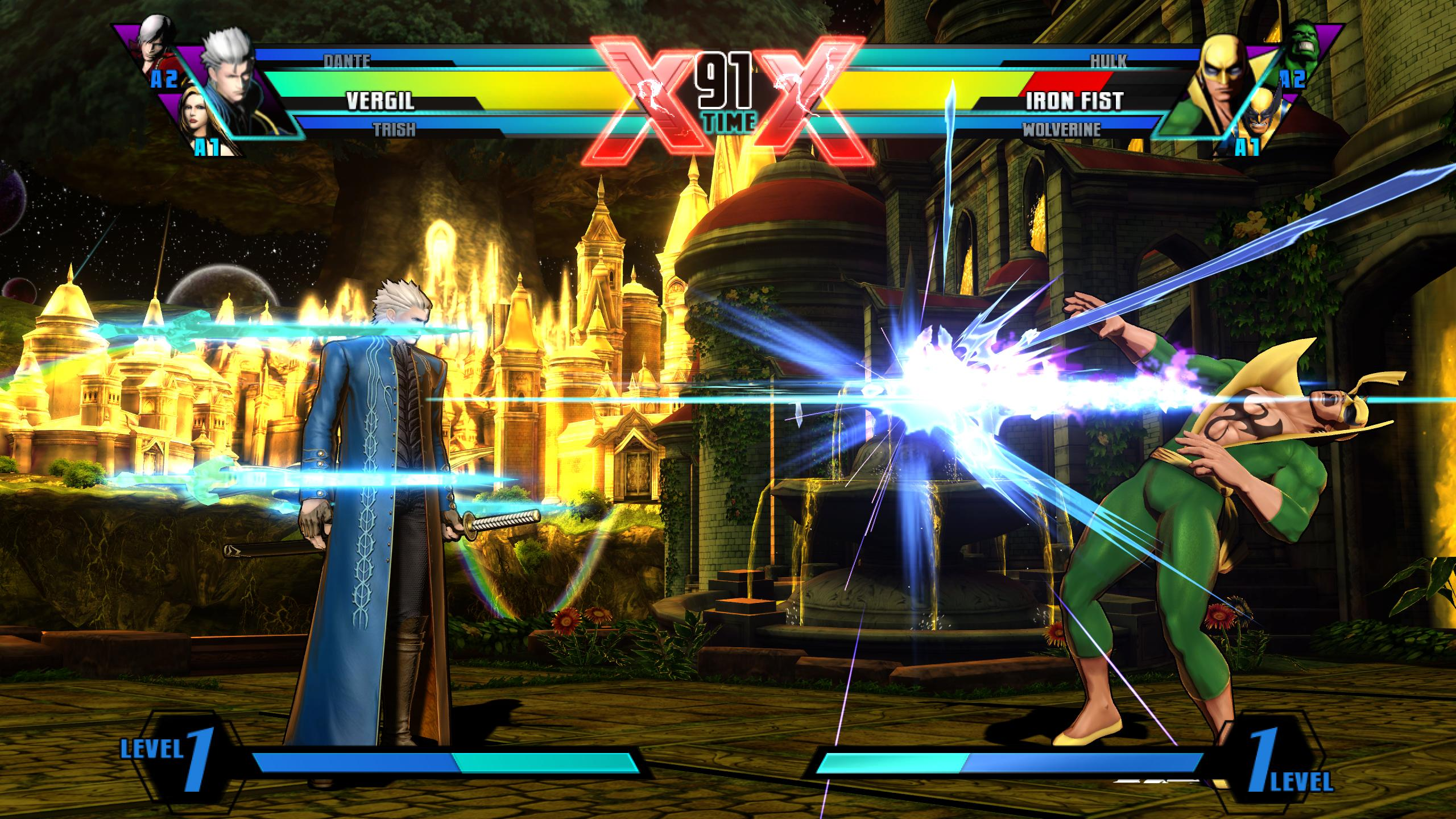 Vergil dans Ultimate Marvel vs. Capcom 3 6150582571_177ec59617_o