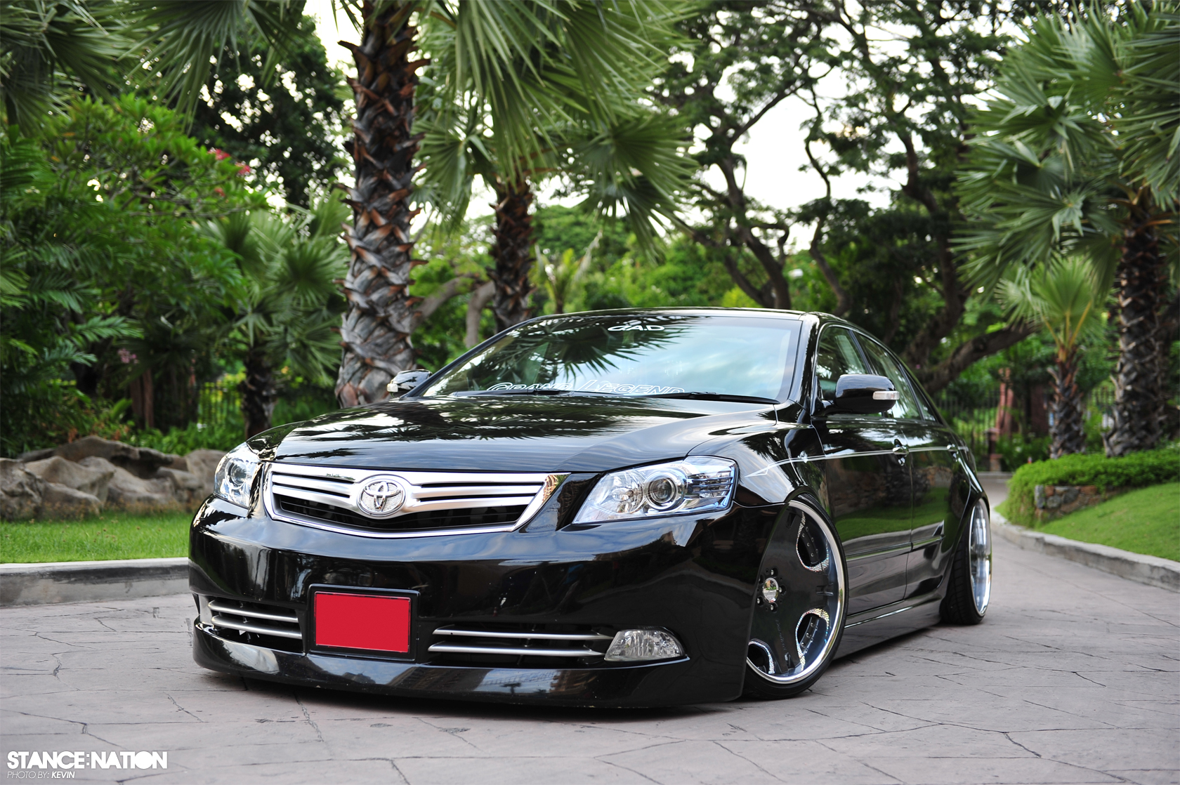Slammed Vip Style Camry Stancenation Form Function Toyota Oil Diagram If