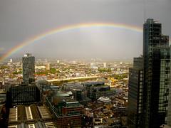 East London rainbow