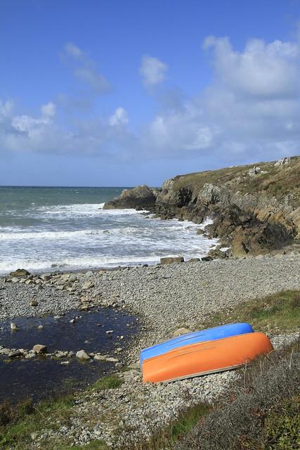 Aber Mawr, Pembrokeshire