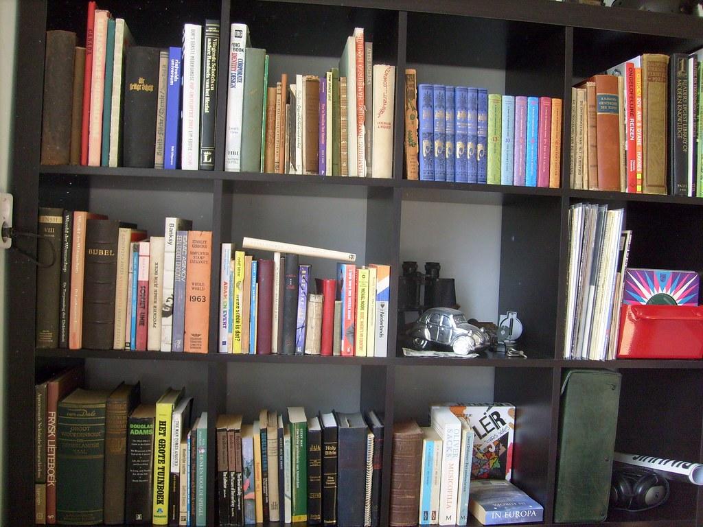 Toon mij uw boekenkast! - Forumnerds.nl