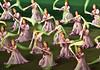 north korea dancers in motion (samthe8th) Tags: motion green women dancers purple northkorea pyongyang dprk purpleandgreen massgames maydaystadium thepinnaclehof tphofweek120