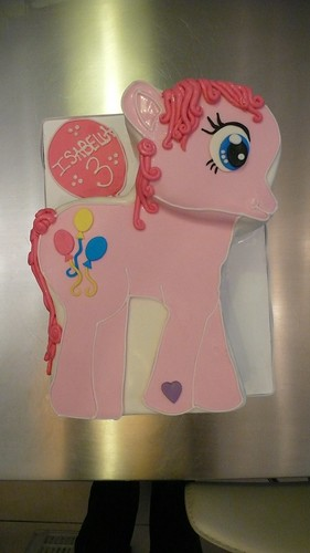 My Little Pony Cake by CAKE Amsterdam - Cakes by ZOBOT