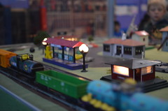 Toy Train Set 084