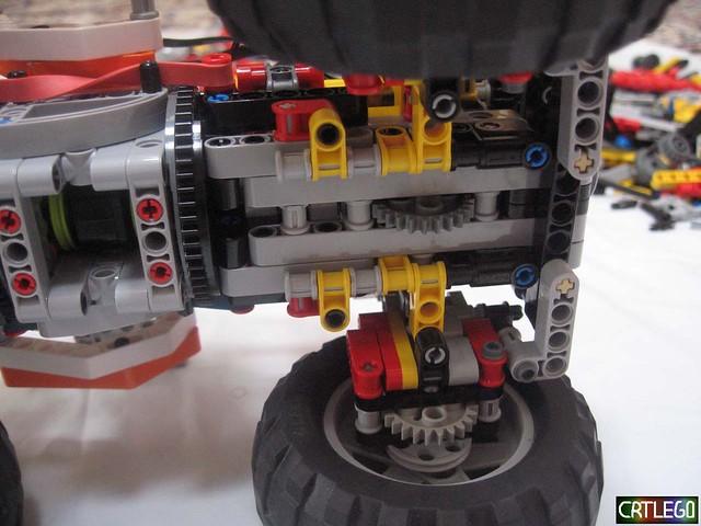 Mini 4x4