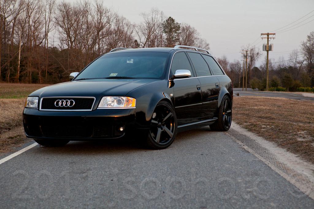 Vwvortex Fs 2002 Audi S6 Avant Quattro Rs6 Conversion