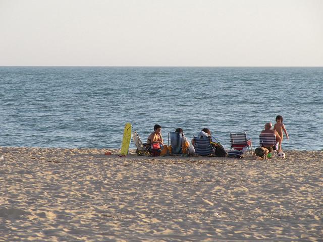 10 La Playa de la Victoria Beach Cádiz Family