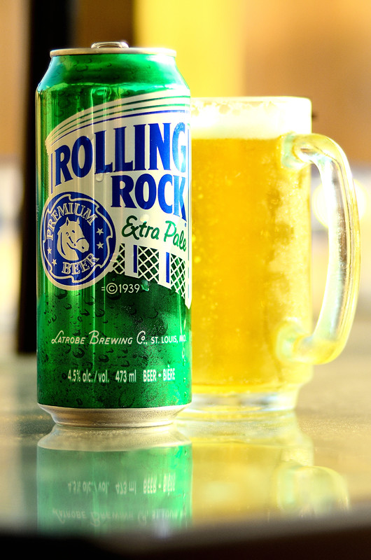 Rolling Rock now available at the LCBO!