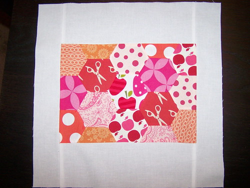 4x5 Bee: Block for Stacey