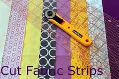 Fabric Color strips