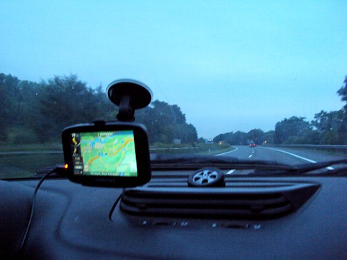 Preparation for Road trip: Budapest to Cologne, GPS Route check