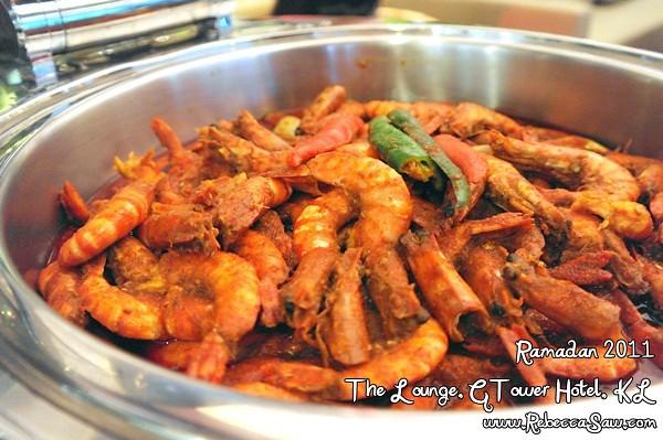 Ramadan buffet - GTower Hotel KL-04