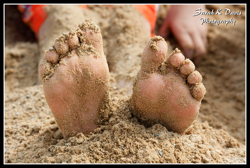 Caden's Toes