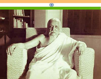 Sri Aurobinda, greatest patriot and spritual Guru