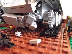 DSCF1200 (phelipe247) Tags: toys tank lego contest plastic ww2 americans panther germans brickarms brickmania