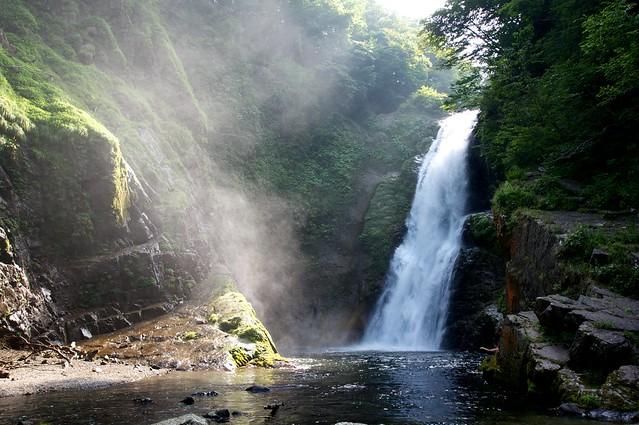 秋保大滝 Akiu falls