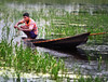 In the Land of Rivers and Boats! (bijoyKetan) Tags: green river boat fisherman dhaka bangladesh ketan 2011 canonef70200mmf28lisusm bijoyketan