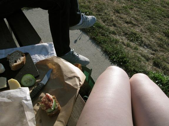 mainland nasturtium picnic 006