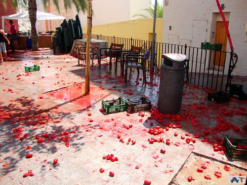 Roquetina y Banya - Fiestas Tradicionales del Barrio de San Roque - 2011 - Alicante - 02