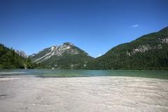 Rabeljsko jezero (Dean Lozej) Tags: castle river forth soča kluže jezero mangart prebil rabeljsko kobala