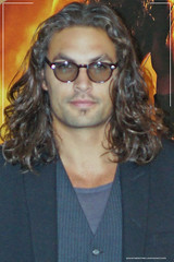 Empire BIG SCREEN : European Premiere of Conan The Barbarian - Jason Momoa (Conan) arrives for the Premiere of Marcus Nispel's Conan The Barbarian by Craig Grobler