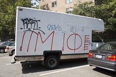 Jim Joe (Nicholish) Tags: street nyc newyorkcity streetart eastvillage newyork art brooklyn manhattan tag soho lowereastside spray williamsburg spraypaint manhatten jimjoe