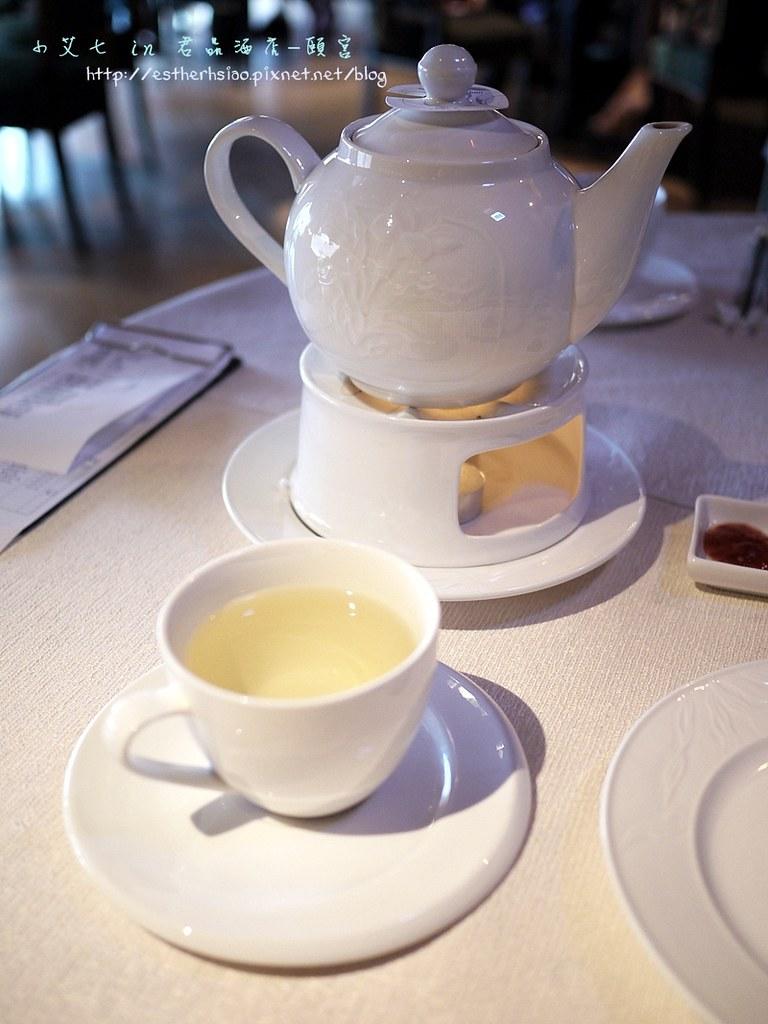 17 其實茶水早就上啦