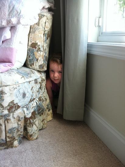 Hiding #2