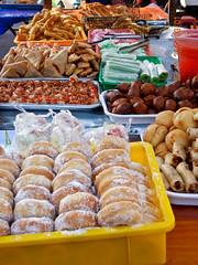 DSCN2355 Donut,Ramadhan bazaar , Ipoh ,Malaysia- 2011