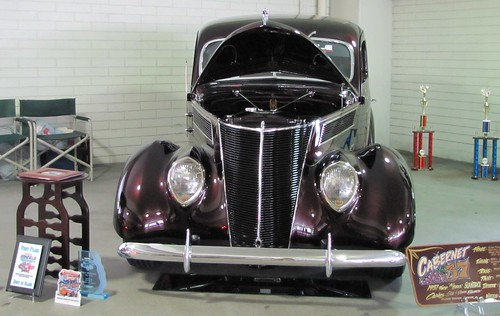 1937 Ford Slant Back