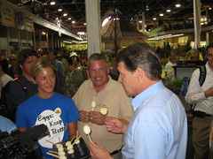 Rick Perry Iowa Kickoff (GovRickPerry) Tags: republican iowastatefair rickperry governoroftexas 2012election perryforpresident gopcandidates