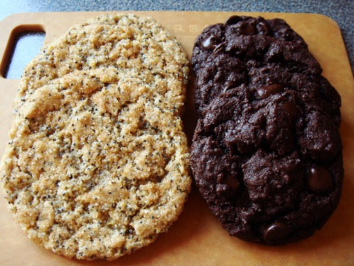 Vegan Cookies Duo