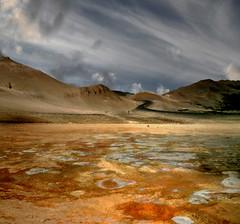 Sulphur landscape (Sverrir Thorolfsson) Tags: idream magicunicornverybest magicunicornmasterpiece sbfmasterpiece sbfgrandmaster