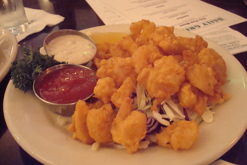Popcorn Shrimp at Daily Grill