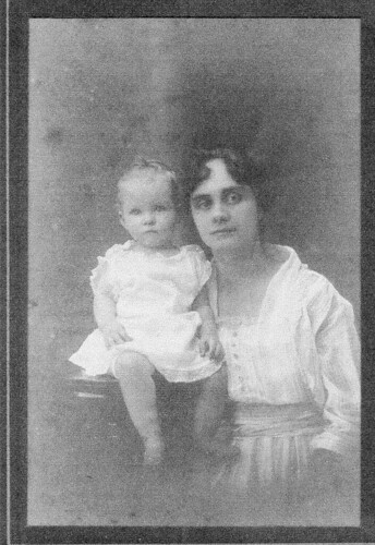 Minnie Virginia Richards and james Paul Stalls, Jr
