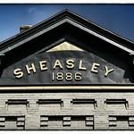Franklin PA ~ Sheasley Building ~ 1886~Cap Stone thumbnail