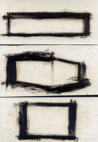 Grandi Casse (13, 14, 15) by Mariangela Guatteri