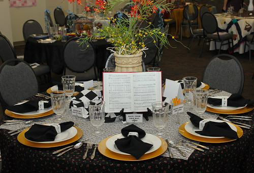 Jubilee of Tables 2011