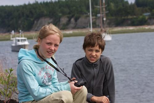 Fisherman's Bay, Shaw Island