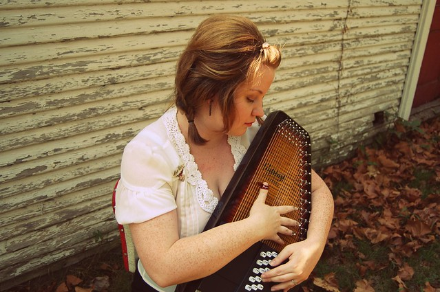 me and autoharp