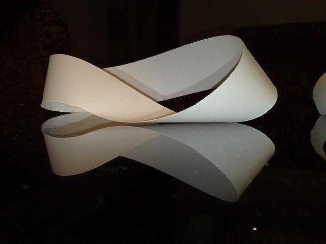 La banda de Möbius: cuánto juego da una sola cara