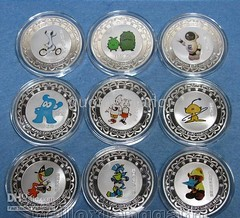 Expo 2010 Medals
