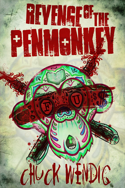 Revenge Of The Penmonkey: Now Available