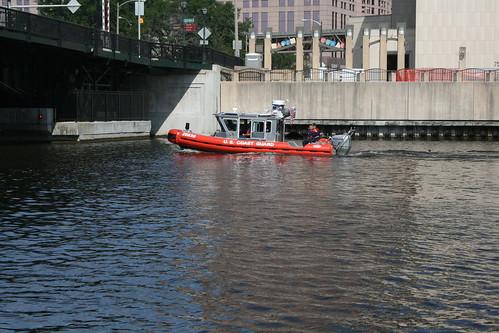 US Coast Guard in Milwaukee